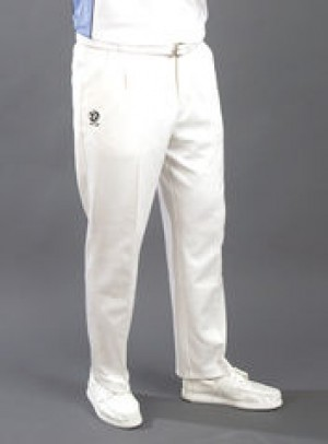 Taylor White Sports Trousers
