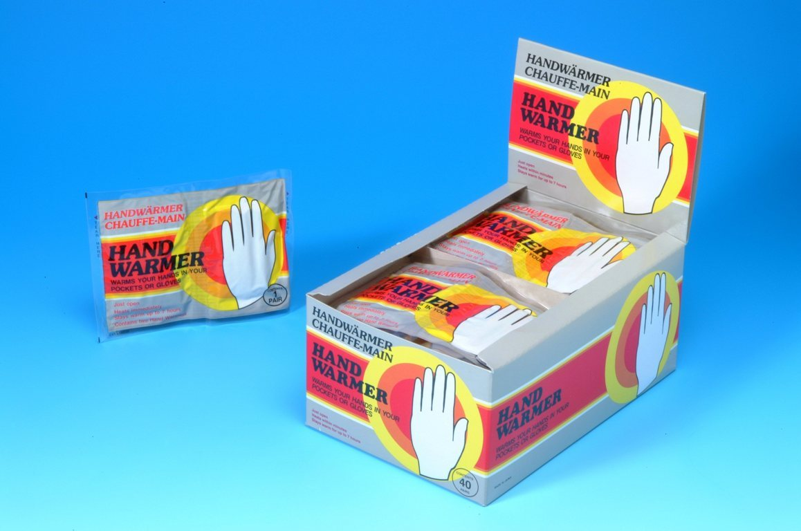 Pair of Mycoal (Tea Bag) Handwarmers