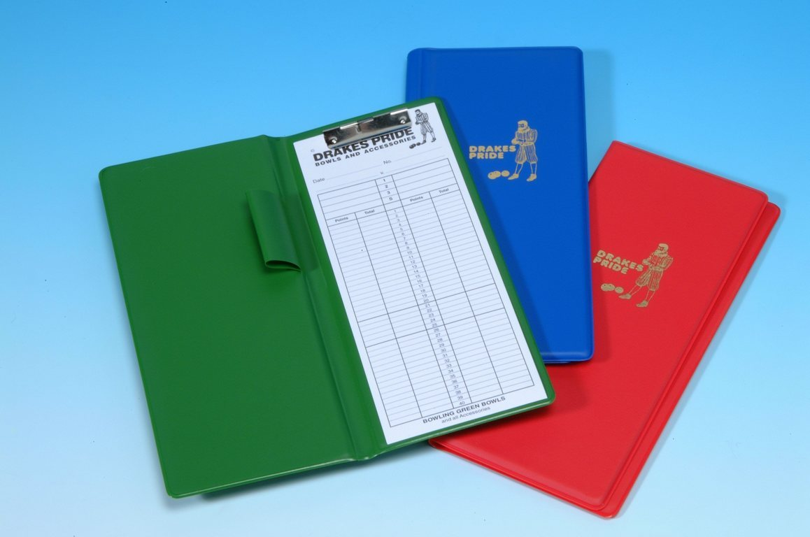 Rigid Scorecard Holders